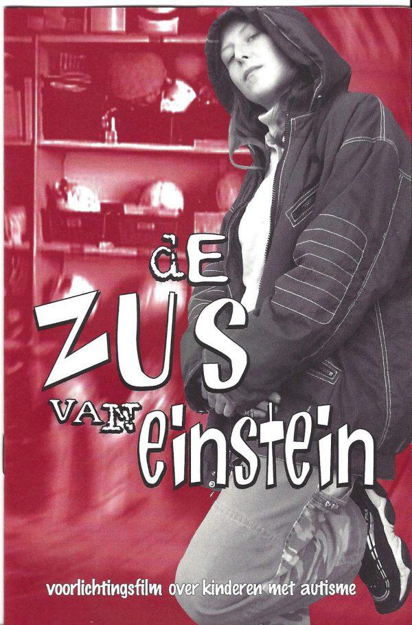 DVD De zus van Einstein