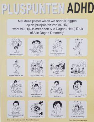 Populair Poster Autisme sterke kanten - NVA regio Noord-Brabant #YO28